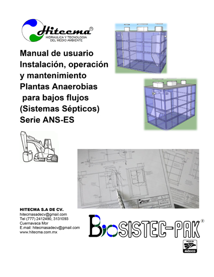 manual de usuario anaerobias AN ES R2 Abr 016 1